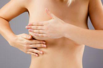 Болит грудь после месячных