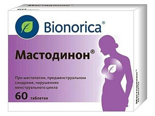 Мастодинон при фиброзно-кистозной мастопатии