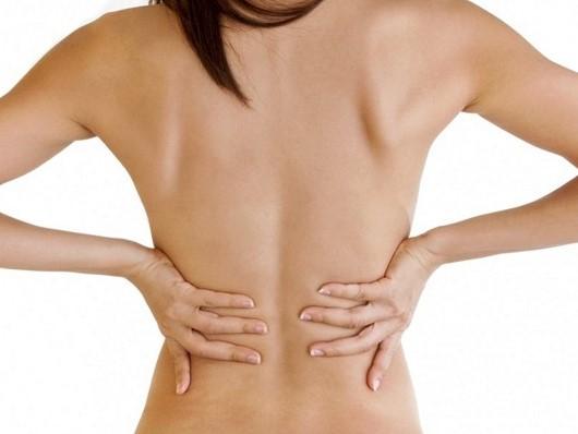Причины боли в пояснице при месячных