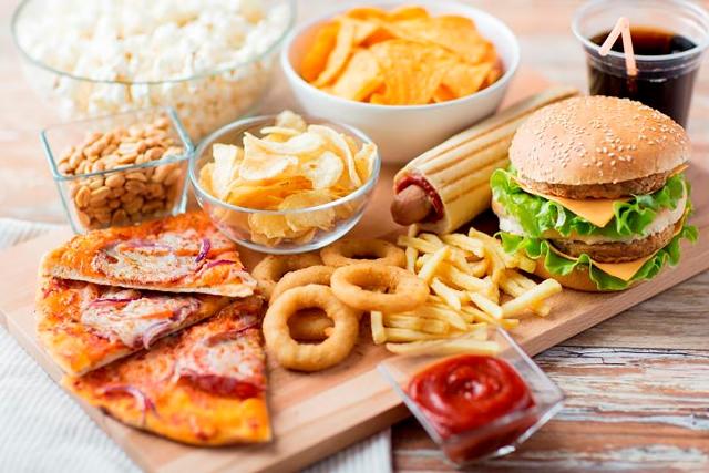 Вредные продукты при менопаузе