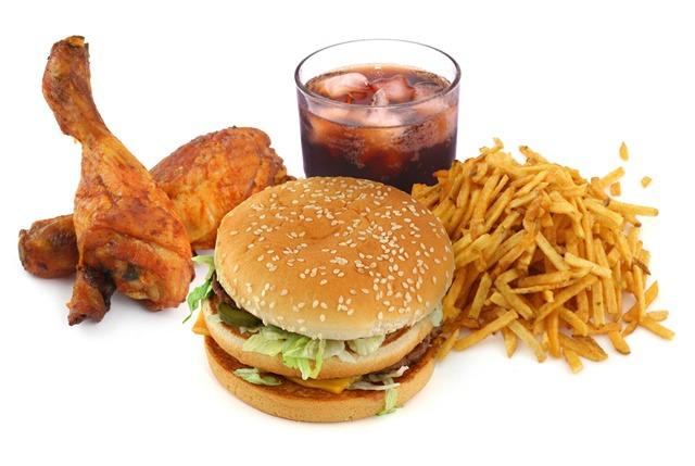 Нездоровая еда