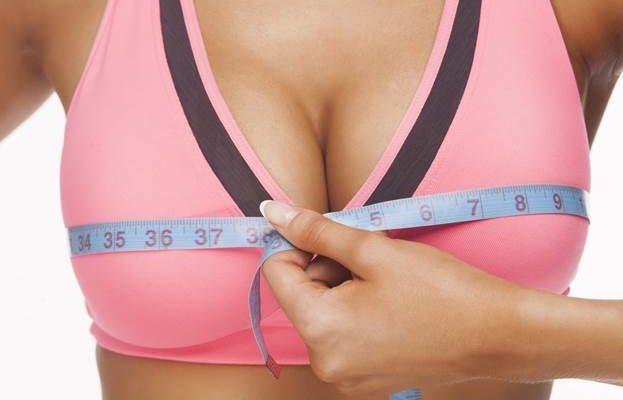 Все способы увеличения груди