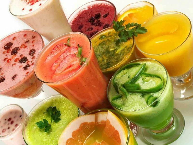 Как приготовить смузи для похудения и очищения организма