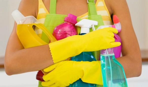 Как правильно чистить микроволновую печь