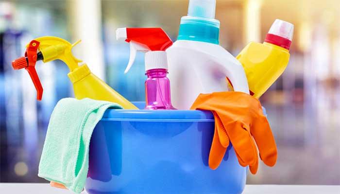 Как правильно подготовиться к уборке