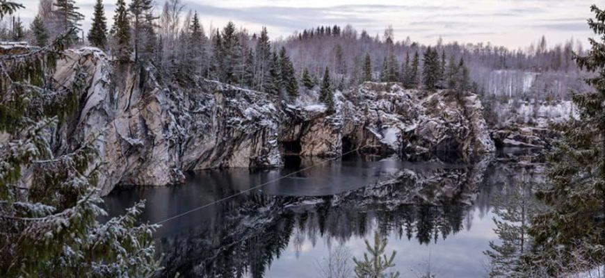 Как встретить Новый год 2021 в Карелии