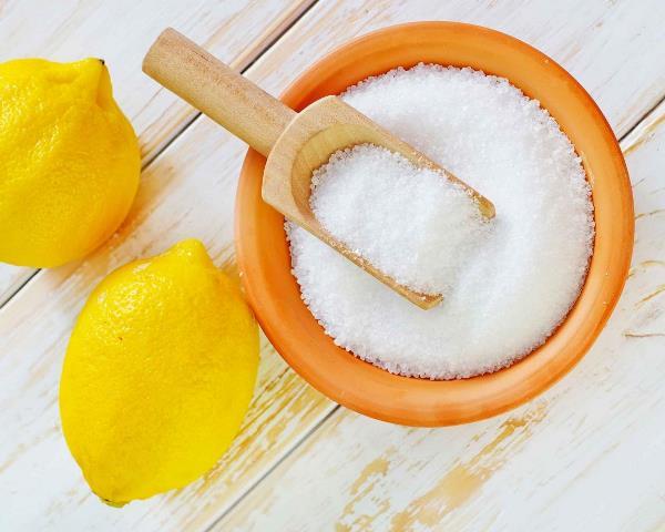 Применение лимонной кислоты для мытья стиральной машины